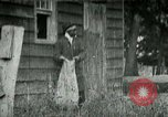 Image of chicken thieves West Orange New Jersey USA, 1896, second 6 stock footage video 65675065282
