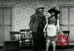 Image of couple kissing West Orange New Jersey USA, 1897, second 8 stock footage video 65675065283