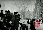 Image of Snow New York City USA, 1898, second 3 stock footage video 65675065285