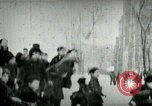 Image of Snow New York City USA, 1898, second 5 stock footage video 65675065285