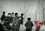 Image of Snow New York City USA, 1898, second 8 stock footage video 65675065285