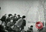Image of Snow New York City USA, 1898, second 10 stock footage video 65675065285
