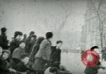 Image of Snow New York City USA, 1898, second 11 stock footage video 65675065285