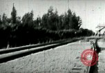 Image of passenger train United States USA, 1898, second 1 stock footage video 65675065286