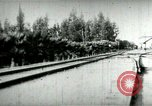 Image of passenger train United States USA, 1898, second 3 stock footage video 65675065286