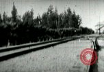 Image of passenger train United States USA, 1898, second 4 stock footage video 65675065286