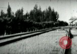 Image of passenger train United States USA, 1898, second 7 stock footage video 65675065286