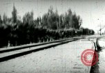 Image of passenger train United States USA, 1898, second 9 stock footage video 65675065286