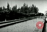 Image of passenger train United States USA, 1898, second 11 stock footage video 65675065286
