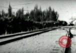 Image of passenger train United States USA, 1898, second 12 stock footage video 65675065286