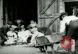 Image of husking bee West Orange New Jersey USA, 1898, second 11 stock footage video 65675065287