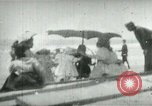 Image of Fashionably dressed women Coney Island New York USA, 1898, second 6 stock footage video 65675065290