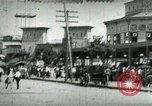 Image of street scene in Coney Island Coney Island New York USA, 1898, second 3 stock footage video 65675065292