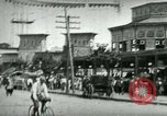 Image of street scene in Coney Island Coney Island New York USA, 1898, second 11 stock footage video 65675065292