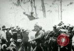 Image of blanket toss Tampa Florida USA, 1898, second 5 stock footage video 65675065294