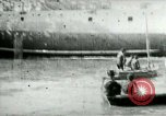 Image of launching of warship United States USA, 1898, second 1 stock footage video 65675065297