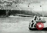 Image of launching of warship United States USA, 1898, second 7 stock footage video 65675065297