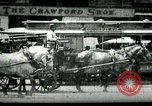 Image of  Broadway at 14th Street New York City USA, 1898, second 1 stock footage video 65675065299