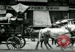 Image of  Broadway at 14th Street New York City USA, 1898, second 5 stock footage video 65675065299