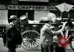 Image of  Broadway at 14th Street New York City USA, 1898, second 9 stock footage video 65675065299