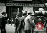 Image of  Broadway at 14th Street New York City USA, 1898, second 10 stock footage video 65675065299