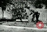 Image of Man chopping wood United States USA, 1898, second 1 stock footage video 65675065304