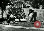Image of Man chopping wood United States USA, 1898, second 2 stock footage video 65675065304