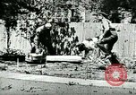 Image of Man chopping wood United States USA, 1898, second 5 stock footage video 65675065304