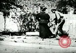 Image of Man chopping wood United States USA, 1898, second 7 stock footage video 65675065304