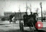 Image of Firemen responding to alarm Chicago Illinois USA, 1896, second 9 stock footage video 65675065305