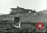 Image of Crocodile Highway Pile Bridge Wesel Germany, 1945, second 3 stock footage video 65675065306