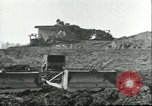 Image of Crocodile Highway Pile Bridge Wesel Germany, 1945, second 4 stock footage video 65675065306