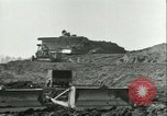 Image of Crocodile Highway Pile Bridge Wesel Germany, 1945, second 11 stock footage video 65675065306