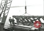Image of railroad bridge Wesel Germany, 1945, second 2 stock footage video 65675065307