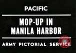 Image of 1380th Engineers Manila Bay Philippines, 1945, second 1 stock footage video 65675065313