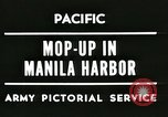 Image of 1380th Engineers Manila Bay Philippines, 1945, second 2 stock footage video 65675065313