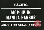 Image of 1380th Engineers Manila Bay Philippines, 1945, second 4 stock footage video 65675065313