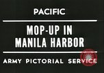 Image of 1380th Engineers Manila Bay Philippines, 1945, second 6 stock footage video 65675065313