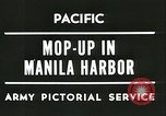 Image of 1380th Engineers Manila Bay Philippines, 1945, second 7 stock footage video 65675065313