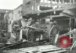 Image of U.S. troops celebrating Armistice in 1918 Remoiville France, 1918, second 3 stock footage video 65675065321
