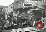 Image of U.S. troops celebrating Armistice in 1918 Remoiville France, 1918, second 4 stock footage video 65675065321