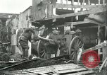 Image of U.S. troops celebrating Armistice in 1918 Remoiville France, 1918, second 5 stock footage video 65675065321
