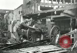 Image of U.S. troops celebrating Armistice in 1918 Remoiville France, 1918, second 8 stock footage video 65675065321