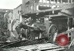 Image of U.S. troops celebrating Armistice in 1918 Remoiville France, 1918, second 9 stock footage video 65675065321