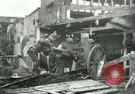 Image of U.S. troops celebrating Armistice in 1918 Remoiville France, 1918, second 10 stock footage video 65675065321
