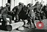 Image of U.S. Soldiers France, 1918, second 2 stock footage video 65675065323