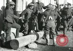 Image of U.S. Soldiers France, 1918, second 3 stock footage video 65675065323