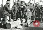 Image of U.S. Soldiers France, 1918, second 4 stock footage video 65675065323