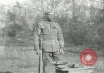 Image of African American soldiers  France, 1918, second 1 stock footage video 65675065324