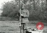 Image of African American soldiers  France, 1918, second 6 stock footage video 65675065324